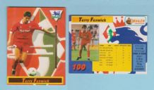 Swindon Town Terry Fenwick England 100